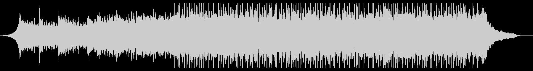 チャンピオン(60秒)の未再生の波形