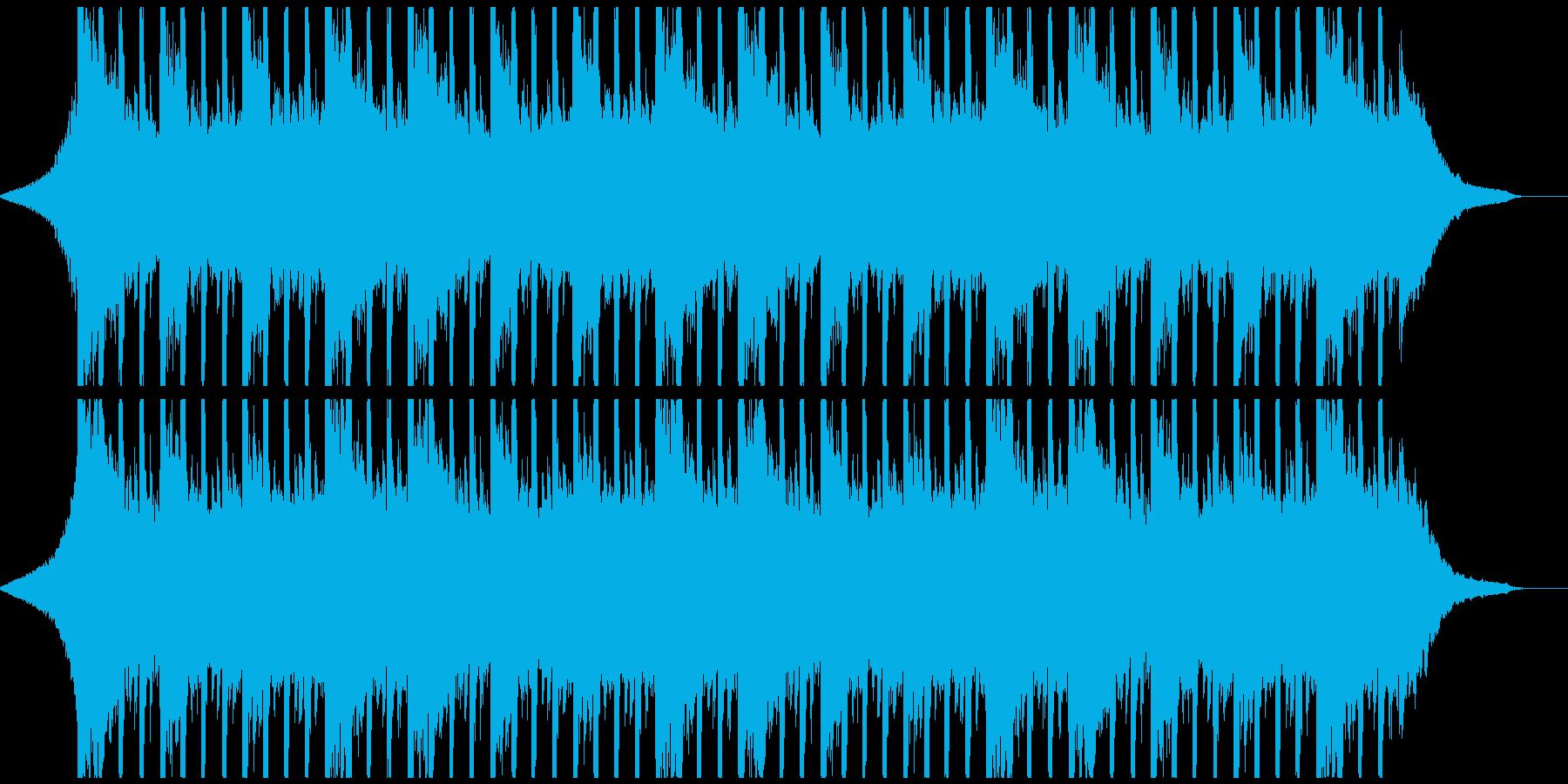 企業VPに!疾走感・透明・爽やかピアノの再生済みの波形