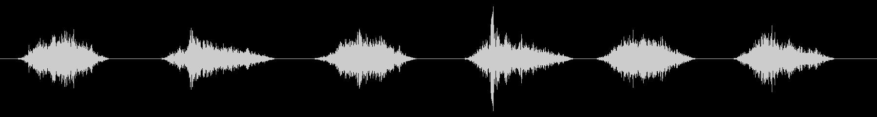PC マウス ムーブ03-02(木)の未再生の波形