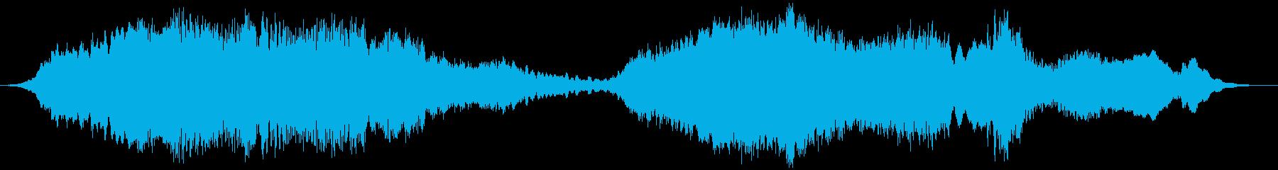 PADS 幽霊船02の再生済みの波形