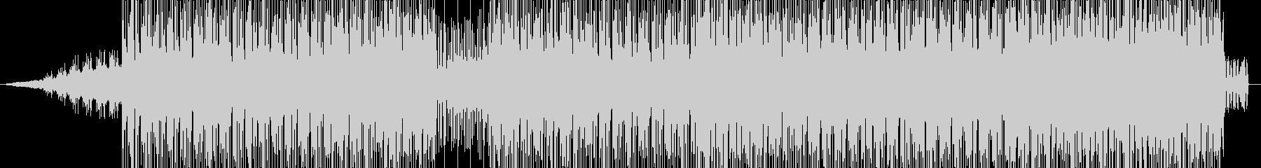 プログレッシブポップサウンドを使用...の未再生の波形