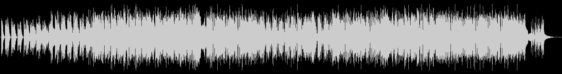 キラキラ系、テーマソング風8bitポップの未再生の波形