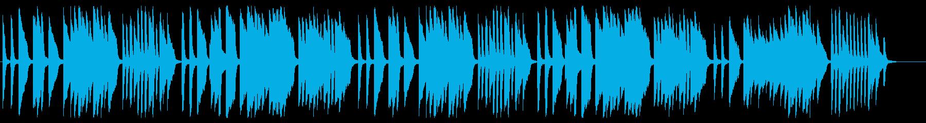 はとぽっぽ ピアノver.の再生済みの波形