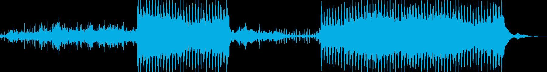 エレクトロニューエイジ研究所神秘的...の再生済みの波形