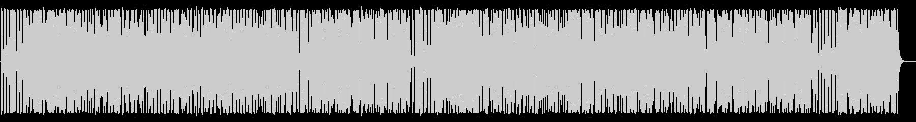 メルヘンチックでワクワクするようなBGMの未再生の波形