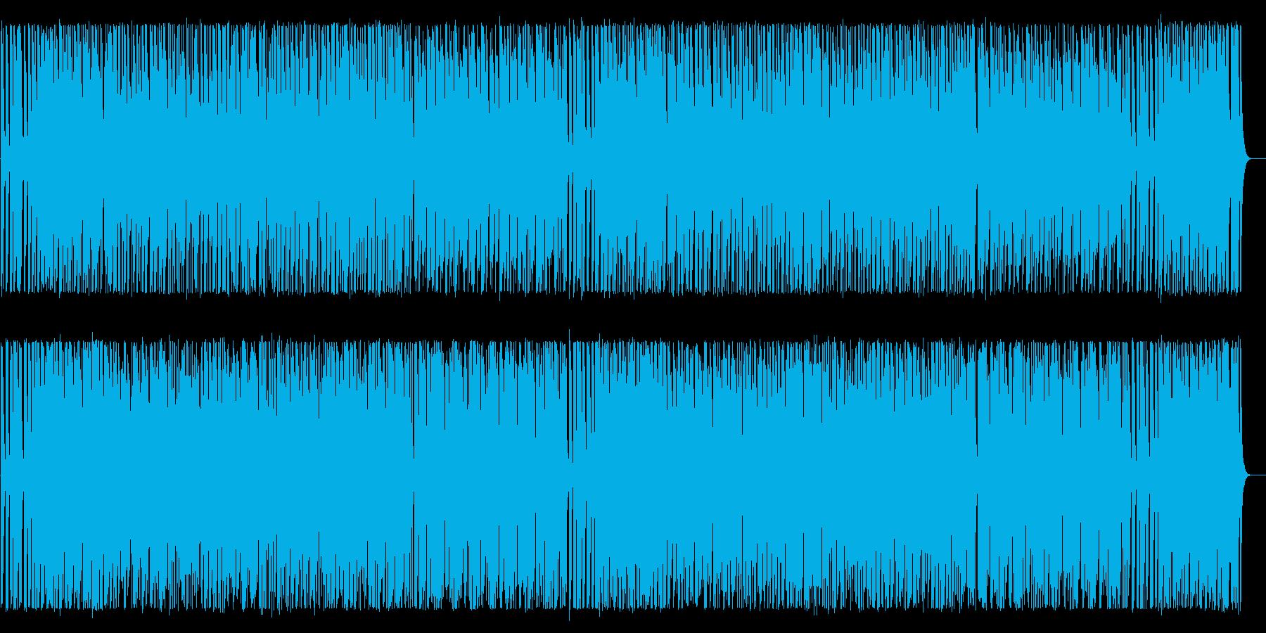 メルヘンチックでワクワクするようなBGMの再生済みの波形