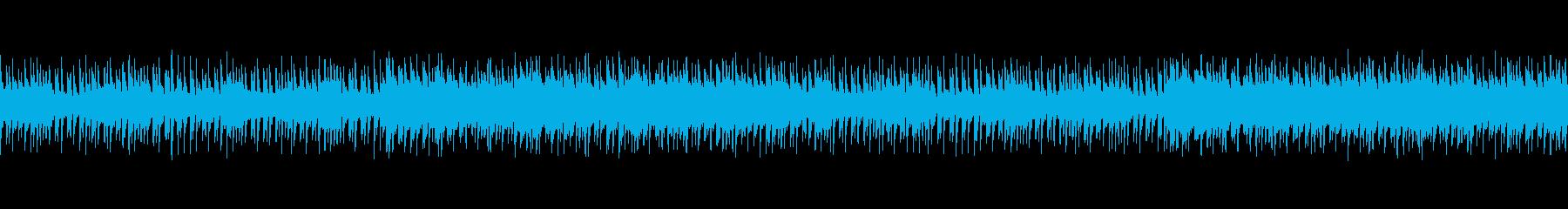 8bitPCアクションRPGタイトルの再生済みの波形