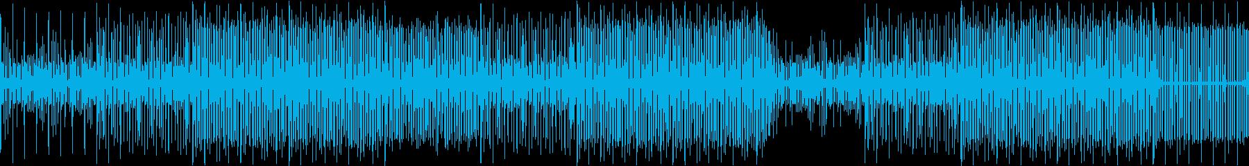 ヒップホップ。ラウンジ。の再生済みの波形