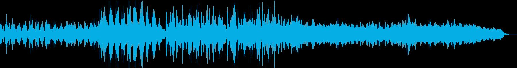 チャイコフスキー四季より11月トロイカの再生済みの波形