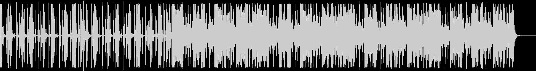キラキラ/ローファイ_No593_3の未再生の波形