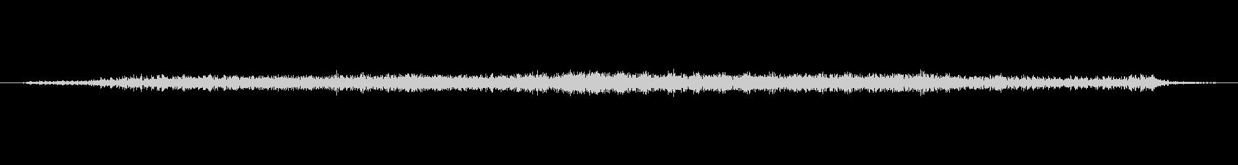 ウィーンッ…小さめの機械の駆動音2の未再生の波形