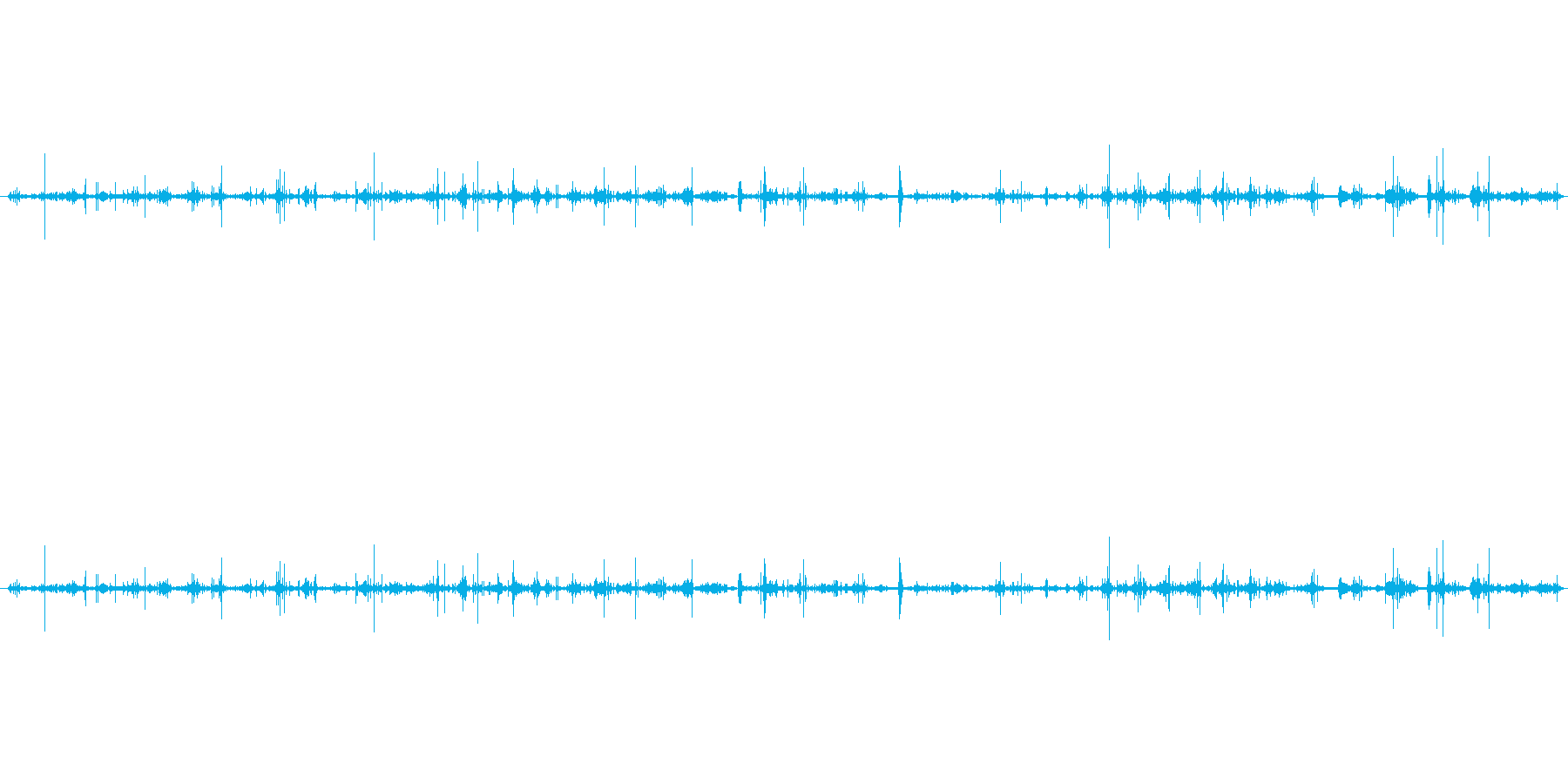 衛生 擦る手02の再生済みの波形
