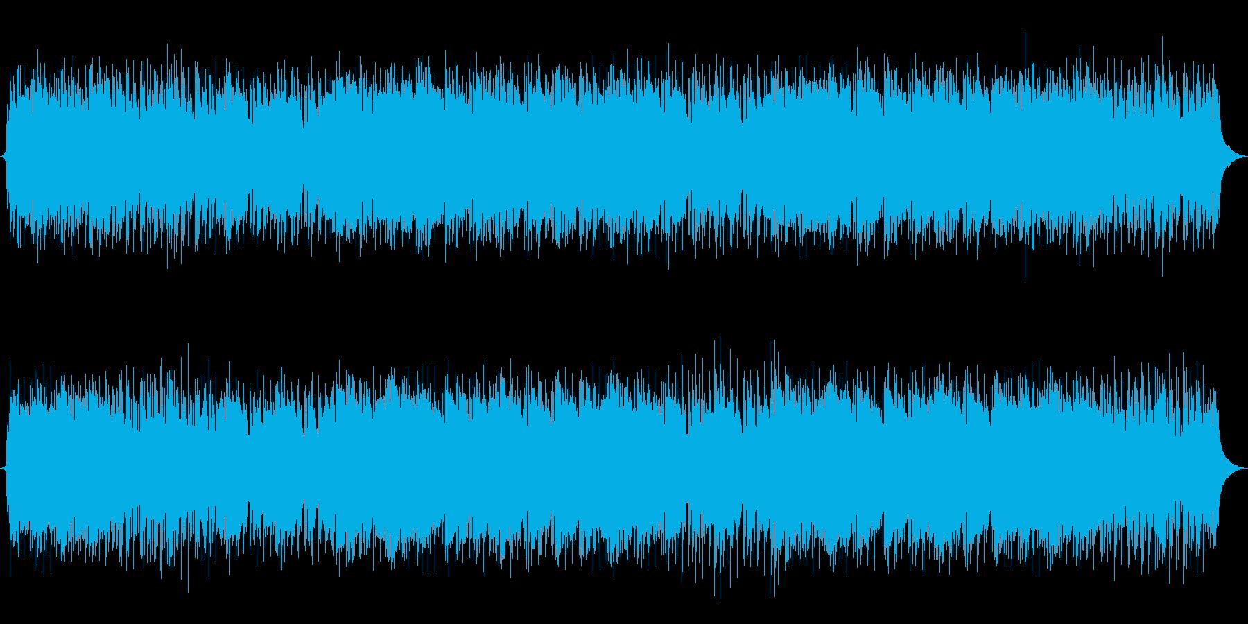 和風で切ない生演奏バイオリンのバラードの再生済みの波形