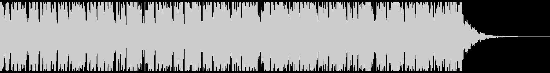 ハッピーサマー(ショート2)の未再生の波形