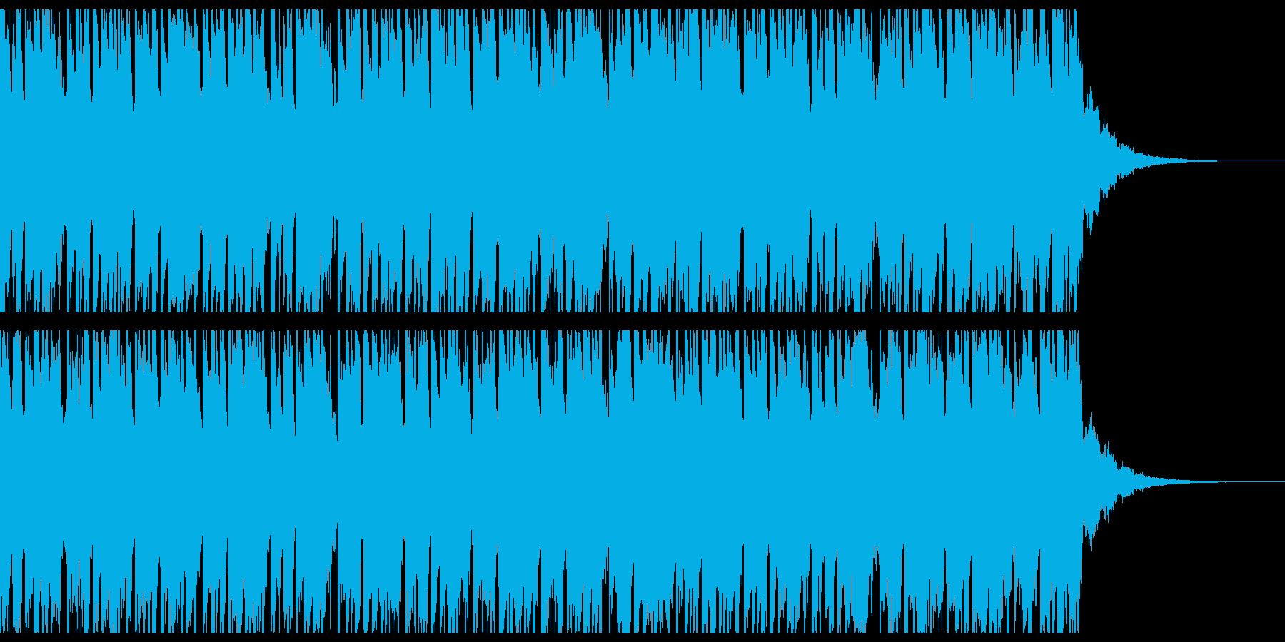 ハッピーサマー(ショート2)の再生済みの波形