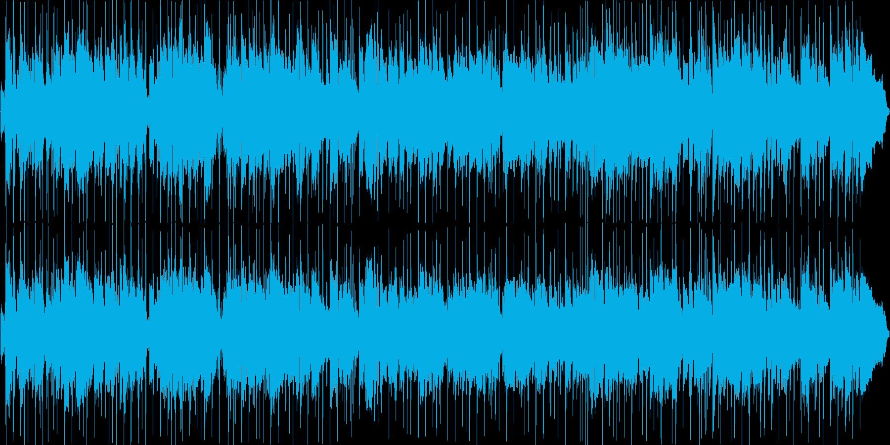 サックスが印象的、ジャズポップバラードの再生済みの波形