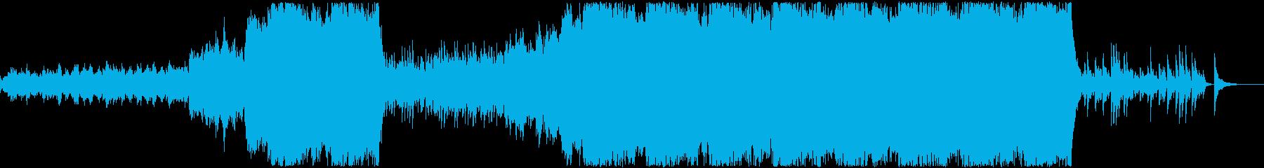 クリスマス オーケストラ 木琴 エ...の再生済みの波形