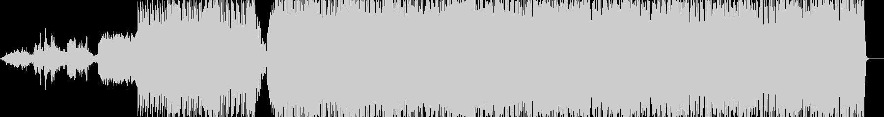 ディレイラマという音源を使用した曲です。の未再生の波形