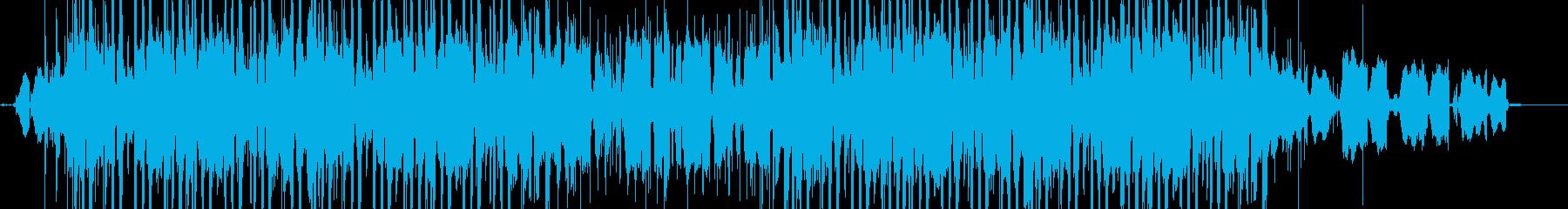 レトロ アクティブ 明るい ほのぼ...の再生済みの波形
