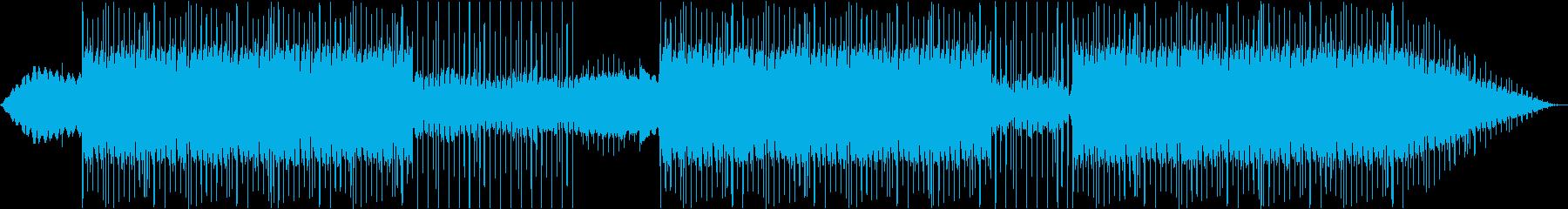 Lo-fi・ピアノ・オルガン・ビートの再生済みの波形