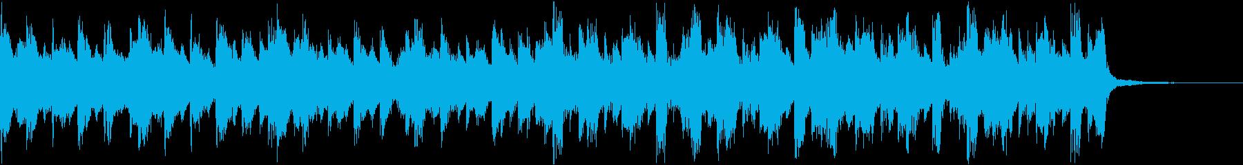 きらきらピアノ企業VPコーポレートeの再生済みの波形