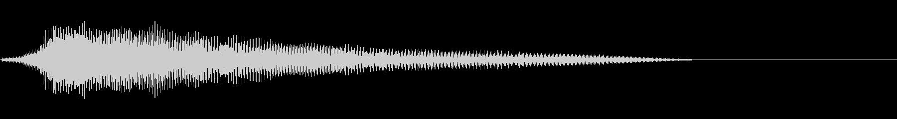 スチールギター:ウォブルスライドダ...の未再生の波形