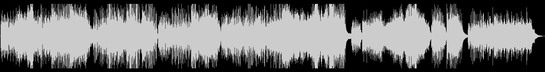 クラシックピアノ名曲「水の戯れ」ラヴェルの未再生の波形