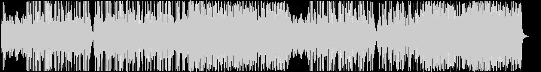 エモーショナル-PVなどエレクトロロックの未再生の波形