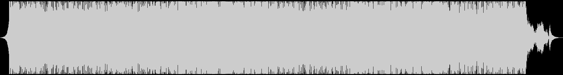 ポップ テクノ ロック アクティブ...の未再生の波形
