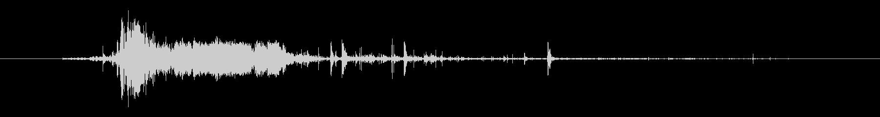 ゴア リップボーンアンドフレッシュ...の未再生の波形