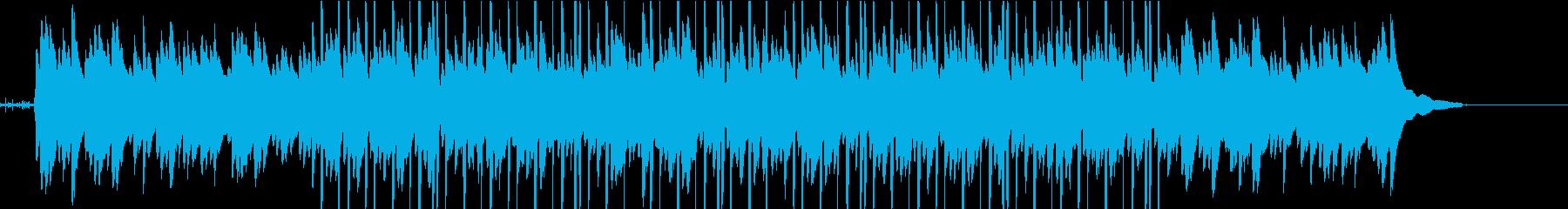 後悔の気持ちをLo-fiで表現しましたの再生済みの波形