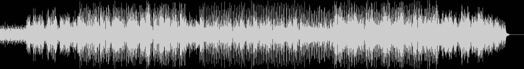 電子音、ゲームBGMっぽい曲。の未再生の波形
