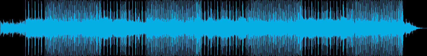 企業VP,解説動画,さわやか,ピアノの再生済みの波形