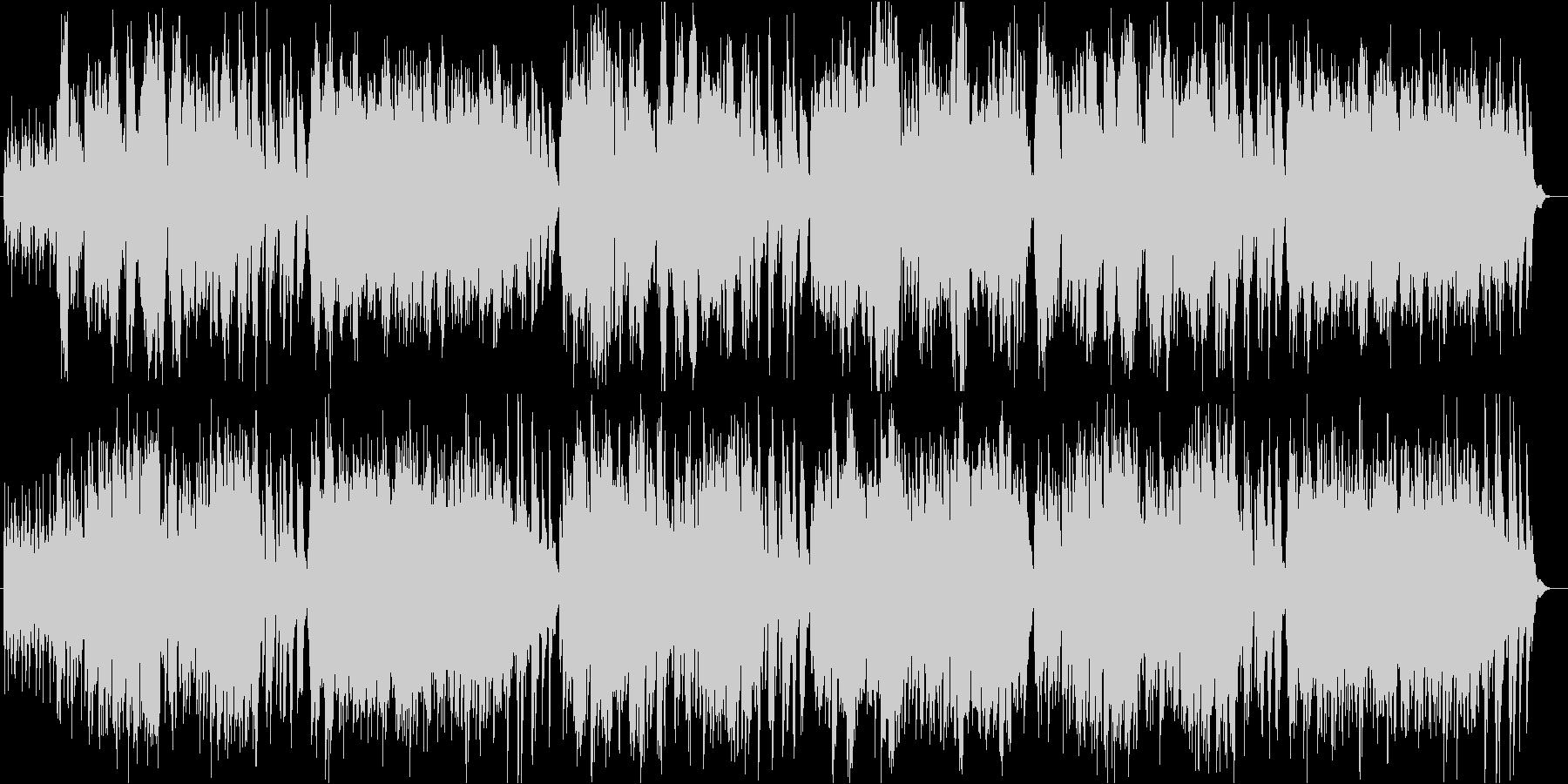 Clarinet_Classicalの未再生の波形