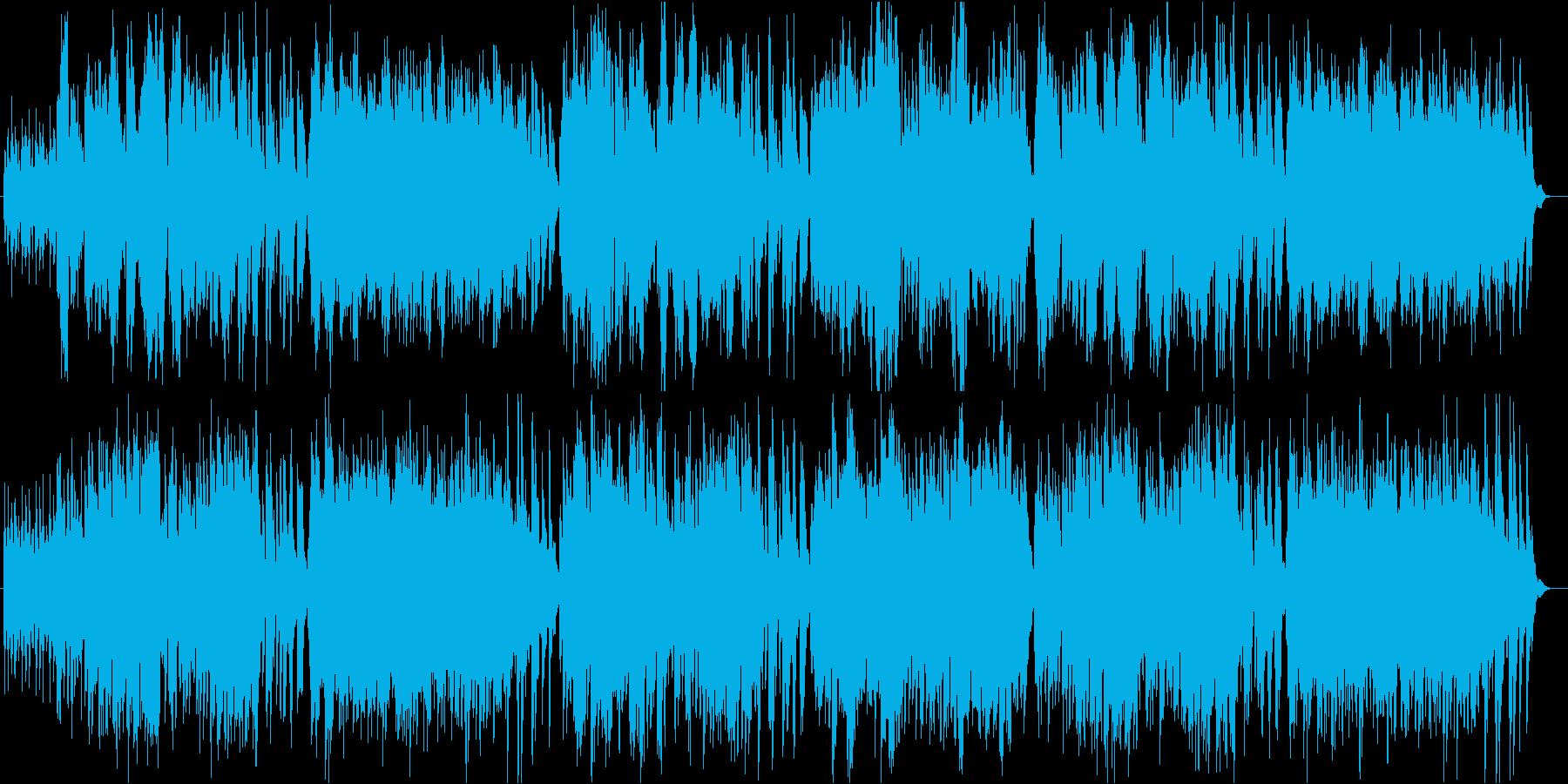 Clarinet_Classicalの再生済みの波形