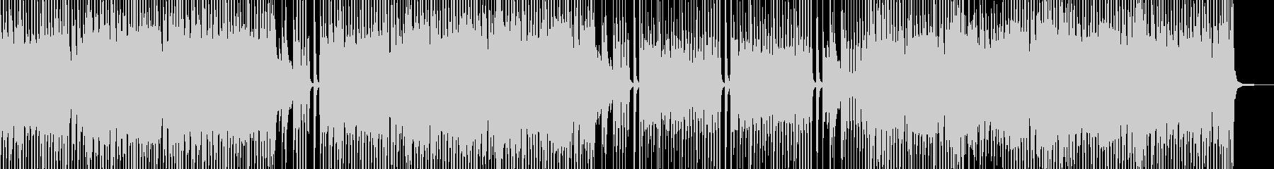 スィングポップ シンプル&リズミカルの未再生の波形