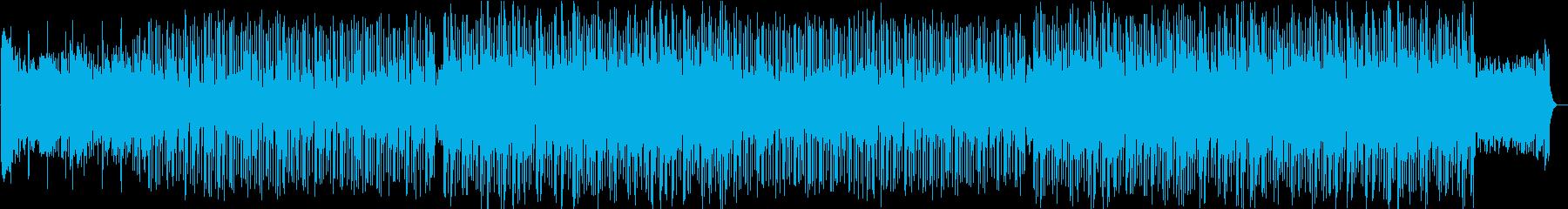 R&B・ムーディー・アコギ・夜景・哀愁感の再生済みの波形