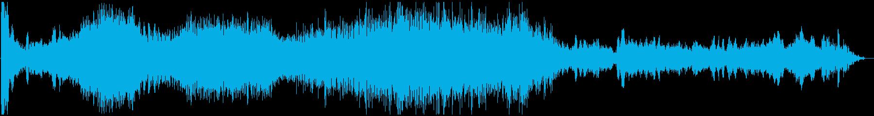 イメージ 低攻撃01の再生済みの波形