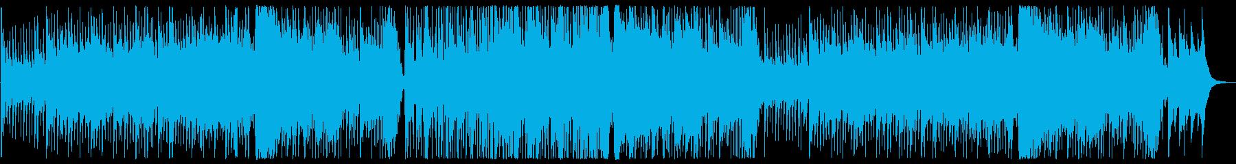 アヴェ・マリア POP remixの再生済みの波形