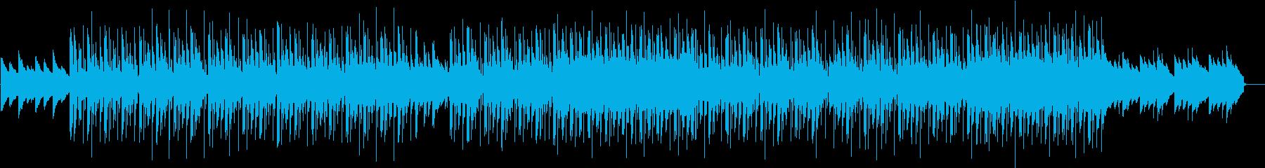 ちょっぴり切ないチルアウトの再生済みの波形