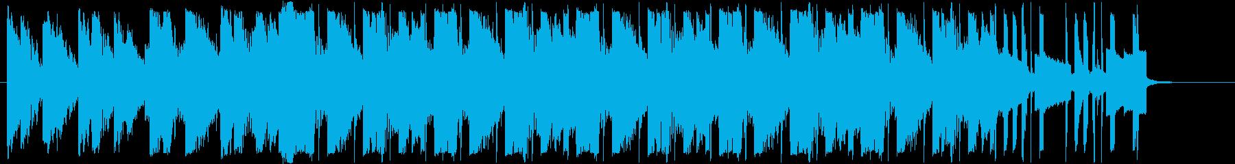 ピアノ/ギター/疾走感/企業VPの再生済みの波形
