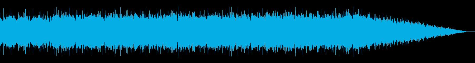 感動・バラード・壮大・広がり・ロックの再生済みの波形