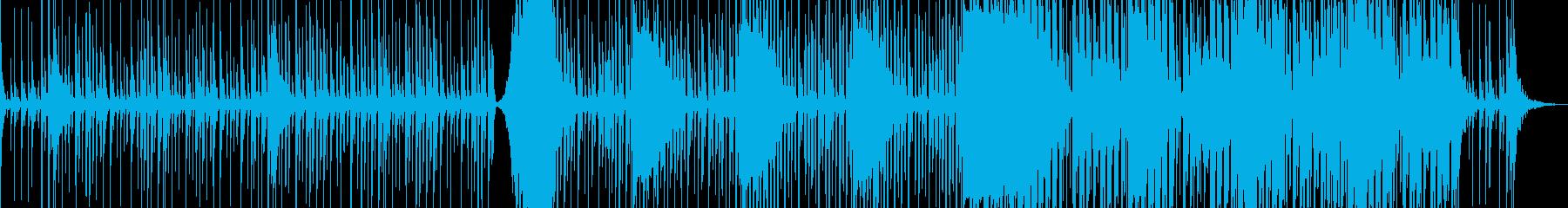 Clappingの再生済みの波形