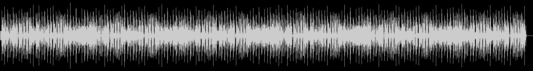 ほのぼの脱力系「凱旋行進曲」サッカーの曲の未再生の波形