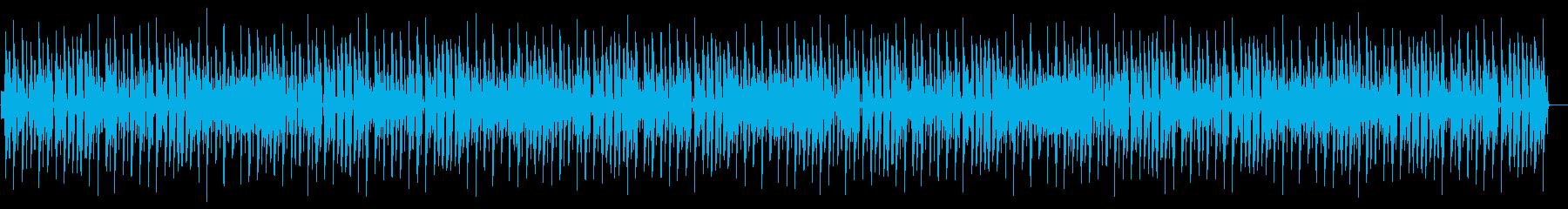 ほのぼの脱力系「凱旋行進曲」サッカーの曲の再生済みの波形