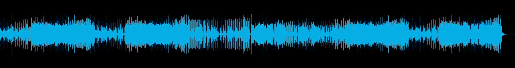 コミカルな日常 チップチューン×伝統音楽の再生済みの波形