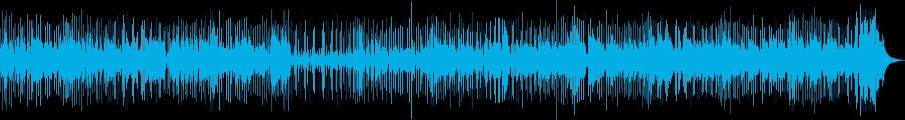クールに奏でるジャズ・バラード の再生済みの波形