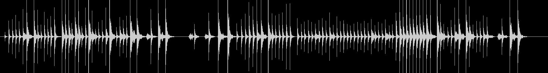 太鼓2神舞初段能楽狂言歌舞伎真面目刀剣日の未再生の波形