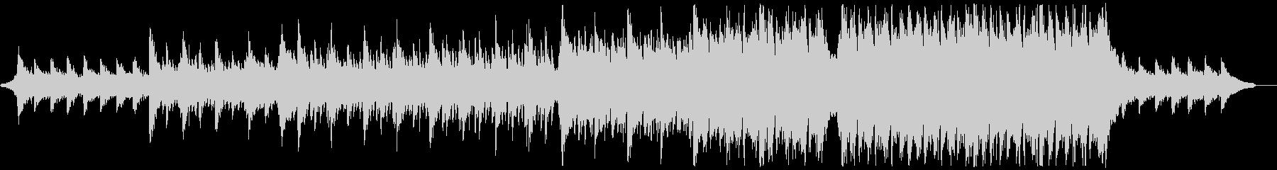 ポジティブポップオーケストラx1回の未再生の波形