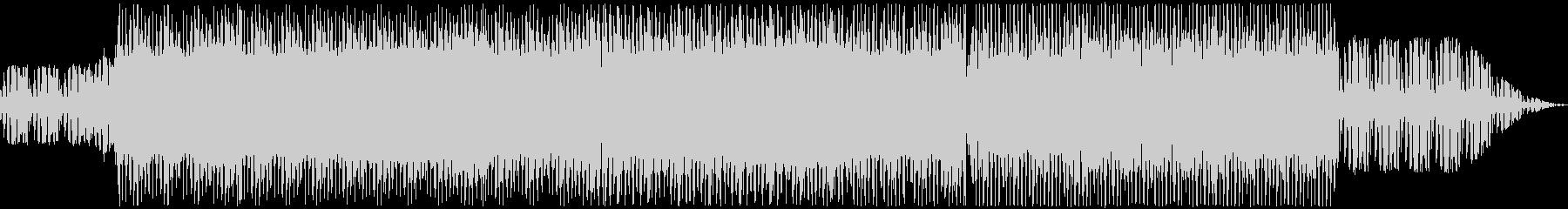 イントロサスペンス1分と反復的な奇...の未再生の波形